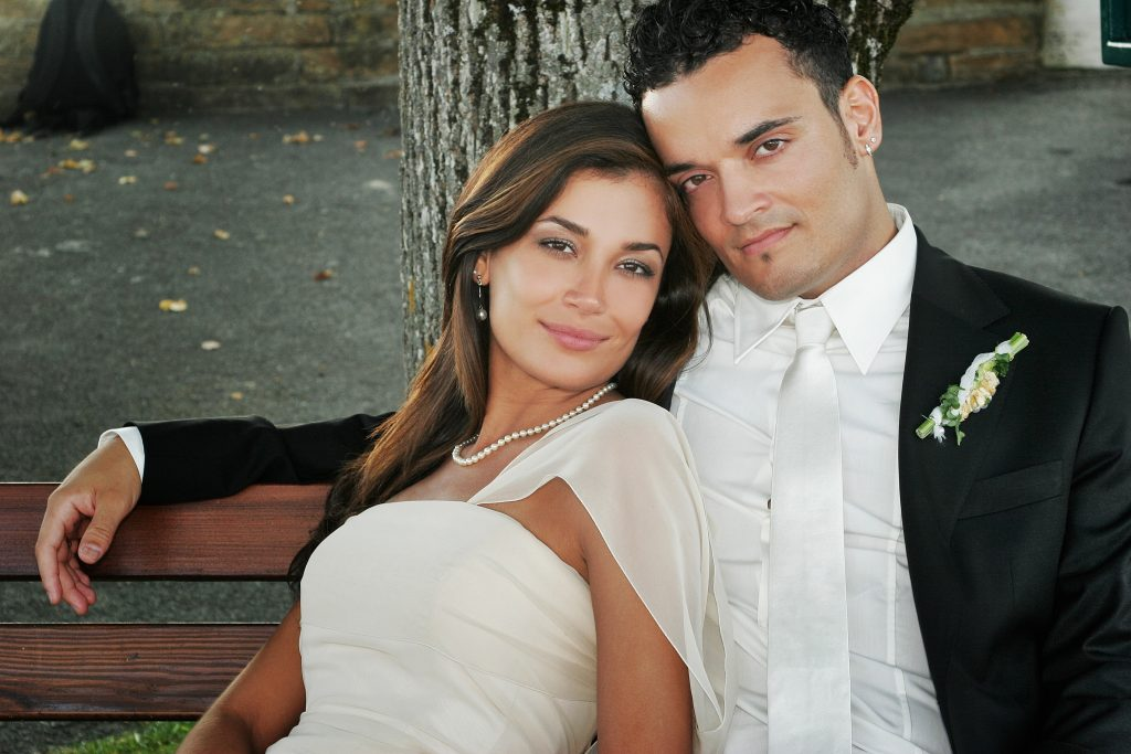 Jana Ina & Giovanni Zarrella